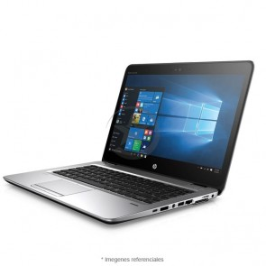 "Laptop HP EliteBook 745 G4, AMD PRO A12-8830B 2.1GHz, RAM 8GB, Sólido SSD 256GB, LED 14"" Full HD, Windows 10 Pro"