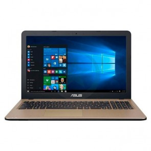 "Laptop Asus X540UV-GO049T, Intel Core i5-7200U 2.5GHz, RAM 6GB, HDD 1TB, Video 2GB nVIDIA 920M, DVD, LED 15.6"" HD, Win 10 Home"