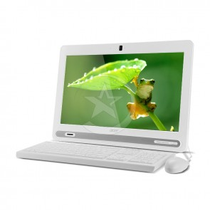 "PC Todo en Uno Acer Aspire AZC-602-DC21, Intel Celeron 1017u 1.6GHz, RAM 4 Gb, HDD 500 Gb, WiFI, DVD±RW, LED 19.5"" HD"