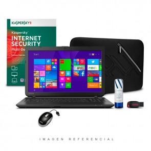 "Laptop Toshiba Satellite C55D-B5102, AMD Quad-Core A8-6410 2.0GHz, RAM 4GB, HDD 1TB, DVD, LED 15.6""HD, Win 8.1 ENG + REGALOS"