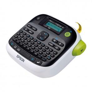 Impresora Epson de Etiquetas LabelWorks LW-300, impresión térmica, 6 mm/s, 180 dpi, 2 líneas, teclado QWERTY