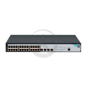 Switch HP OfficeConnect HPE 1920-24G (JG924A) 24 Puertos Gigabit + 4 Puertos SFP, 8192 Entradas, 56 Gbit/s