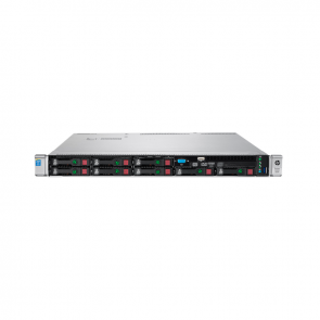 "Servidor HP ProLiant DL360 Gen9 – SFF – Dos Procesadores Intel Xeon E5-2650v4 2.2GHz con 12 núcleos c/u,  RAM 32GB DDR4 ECC, Fuente Redundante de 800W + 2 x HDD HP 1TB SAS 12g 7200 RPM 2.5"""
