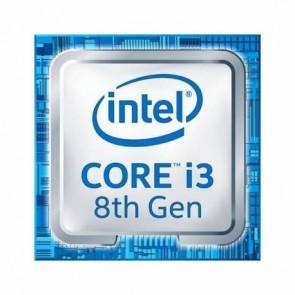 Procesador Intel Core I3-8100 3.60GHz, 4 núcleos, caché de 6 M, hasta 3,60 GHz,  LGA 1151 , octava generación.