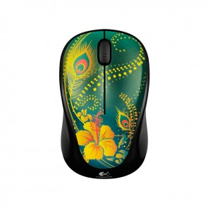 Logitech Wireless M317 Mouse - Jungle Melody - Inalámbrico - Unifying
