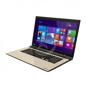"Laptop Toshiba Satellite L70-B00, Intel Core i7-4710HQ 2.50GHz, RAM 8GB , HDD 1TB, DVD, LED 17.3"" HD+, Win 8.1 / Win 10"