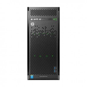 Servidor HP ProLiant ML110 G10 4U Torre  Intel Xeon Bronze 3106, RAM 16GB DDR4, 2 x HDD 2TB SATA