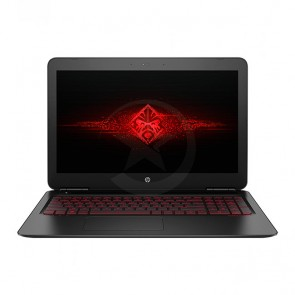 "Laptop HP Omen 15-AX250 Gaming, Intel Core i7-7700HQ 2.8GHz, RAM 16GB, HDD 1TB, Video 4GB GTX 1050, LED 15.6"" Full-HD, Windows 10 Home"