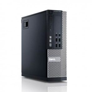 CPU Dell OptiPlex 9020 SFF Intel Core i5 4570 3.2GHz , RAM 4GB, HDD 500GB , DVD, Windows 7 / 10 Pro