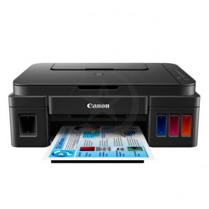 Impresora Canon Multifuncional PIXMA INK Efficient G3100, Imprime / Escanea / Copia, WiFi, USB
