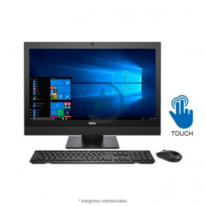 "PC Todo en Uno Dell OptiPlex 7450 Touch, Intel Core i7-6700 3.4GHz, RAM 8GB, SSD 256GB ó HDD 1TB, DVD, LED 23.8"" Full HD Táctil, Windows 10 Pro"