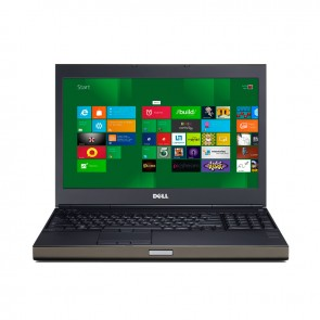 "Laptop Dell WorkStation Precision M4800 Intel Core i7 4810MQ 2.8GHz(vPro), RAM 32GB, SSD 512GB ó 1TB , NVidia Quadro K2100M 2GB, DVD, 15.6"" HD, Windows 8.1 Pro"