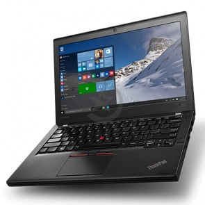 "Ultrabook Lenovo ThinkPad X270, Intel Core i7-7500U 2.7GHz, RAM 8Gb, Sólido SSD 512Gb, LED 12.5"" HD, Windows 10 Pro SP"