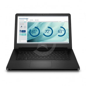 "Laptop Dell Vostro 14-3459 Intel Core i5-6200U 2.3GHz, RAM 8GB, HDD  1TB, DVD+RW, LED 14"" HD"