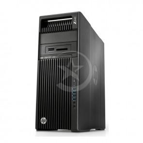 PC WorkStation HP Z640 Intel Xeon TEN-Core E5-2650 v.3 2.3GHz, RAM 64GB DDR4 ECC, HDD 4TB + 256GB SSD, NVIDIA Quadro K6000 12GB ddr5, DVD, Windows 10 Pro