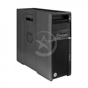 PC WorkStation HP Z640, Doble Intel Xeon E5-2620 v3 2.4GHz, RAM 64GB ECC, HDD 300GB 10K RPM SAS + HDD 4 TB, NVIDIA Quadro M4000 8GB GDDR5, DVD, Windows 10 Pro