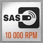 SAS 10000rpm